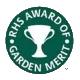 RHS Award Garden Merit Award
